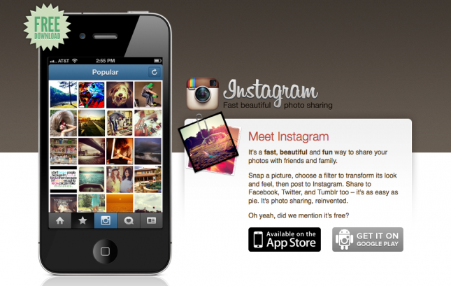 After fake Angry Birds, fake Instagram tries to fool Android
