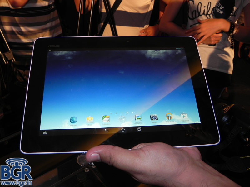 Hands on with Asus MeMo Pad 10 FHD