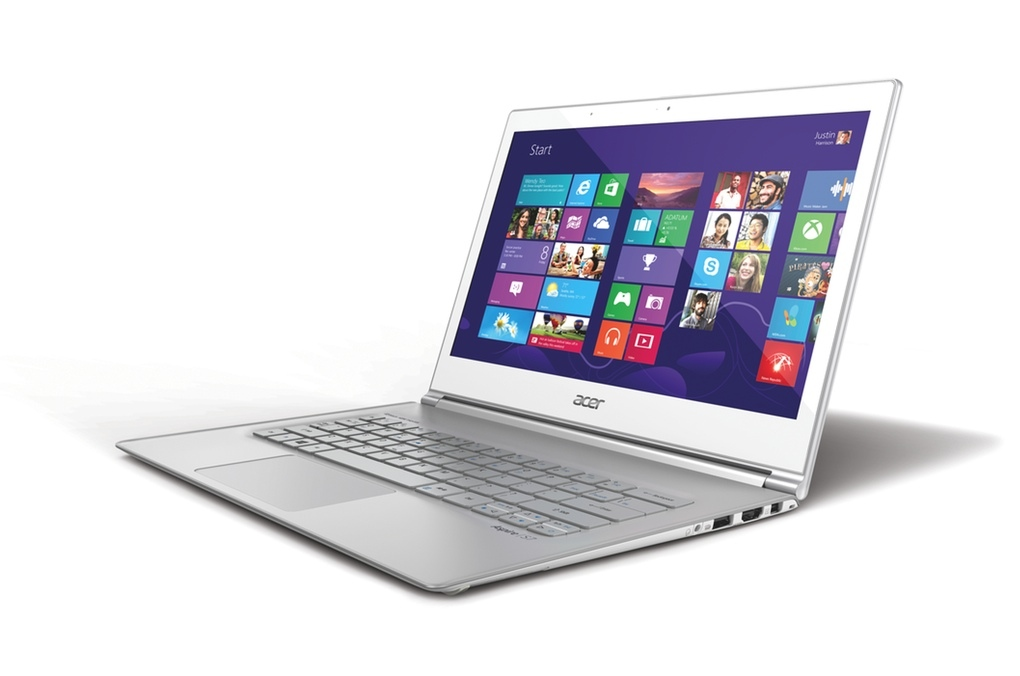 New Acer Aspire S7 and S3 UltraBooks launched with Intel Haswell CPUs