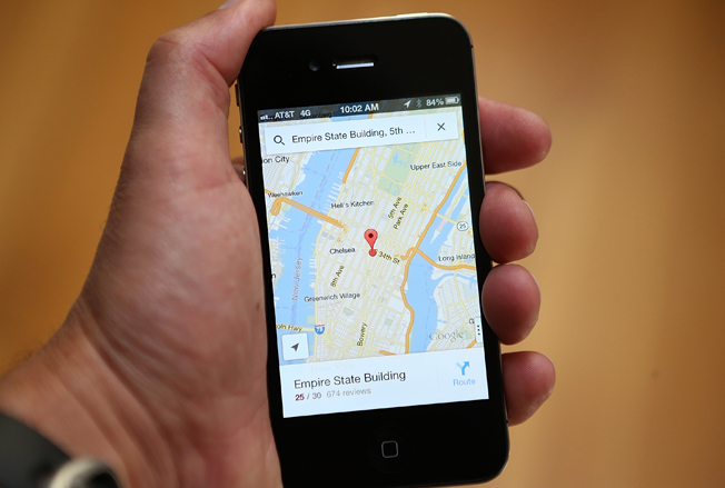 Apple reportedly close to acquiring HopStop and Locationary for its iOS maps