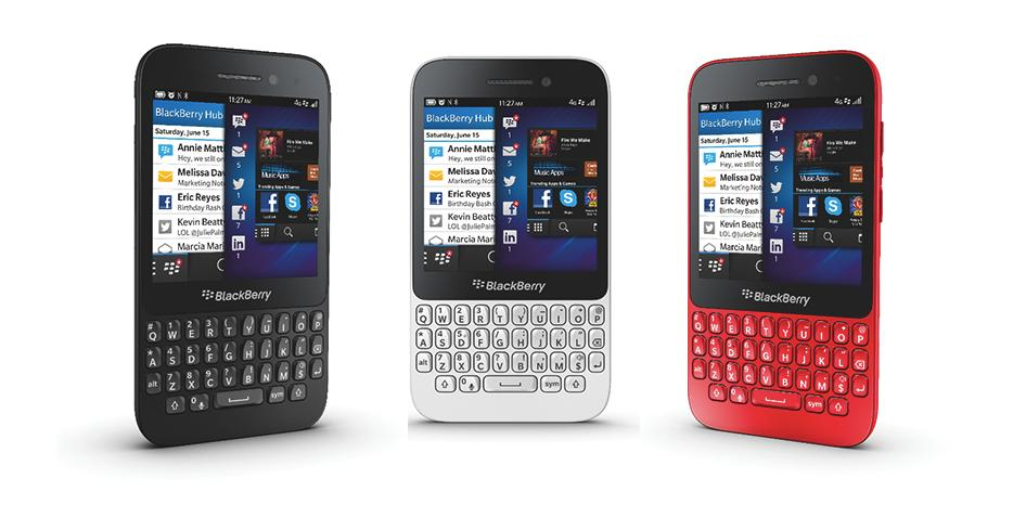 BlackBerry Q5 to launch tomorrow in India