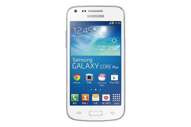 Samsung Galaxy Core Plus smartphone launched