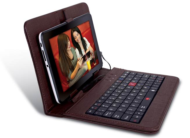 Super Intex Tabkey K6 Cover With A Keyboard For 7 Inch Tablets Home Remodeling Inspirations Genioncuboardxyz