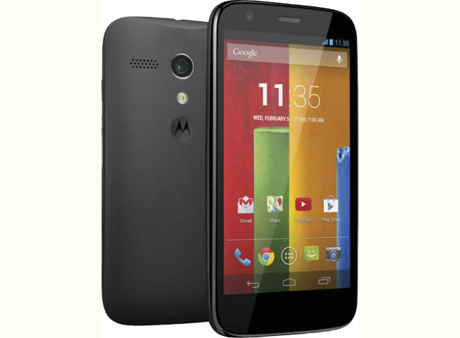 Moto G: What to expect