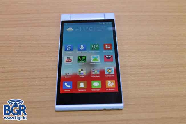 Gionee Elife E7 mini hands-on and first impressions