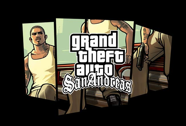 GTA San Andreas launched for iOS devices