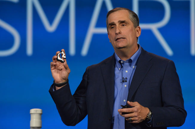 CES 2014: Intel unveils its new digital assistant housed inside an earpiece called 'Jarvis'