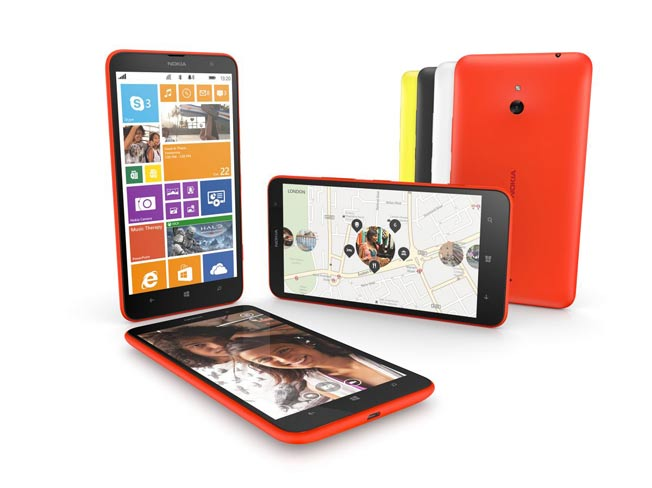 Nokia Lumia 1320 phablet and Lumia 525 smartphone launched for Rs 23,999 and Rs 10,399 in India