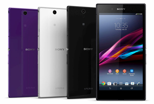 Xperia Z Ultra moves from phablet to tablet in Japan