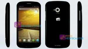Micromax reportedly working on a waterproof smartphone