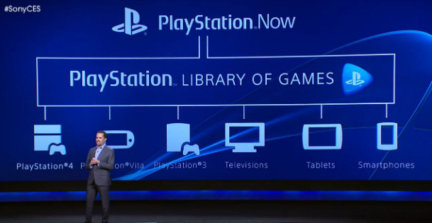 Leaked video provides first glimpse of hotly anticipated PlayStation Now