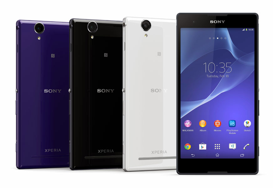 Sony Xperia T2 Ultra phablet available online in India for Rs 32,000
