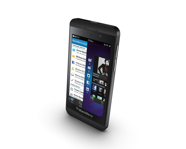 BlackBerry Z10 restocked in India after selling out within a week of price drop