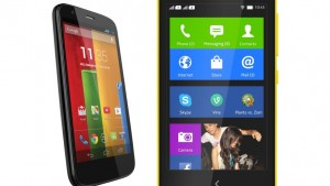 Nokia X vs Motorola Moto G: Features and specifications compared