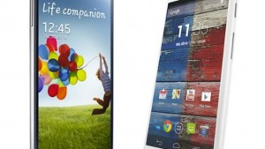 Motorola Moto X vs Samsung Galaxy S4: Features and specifications compared