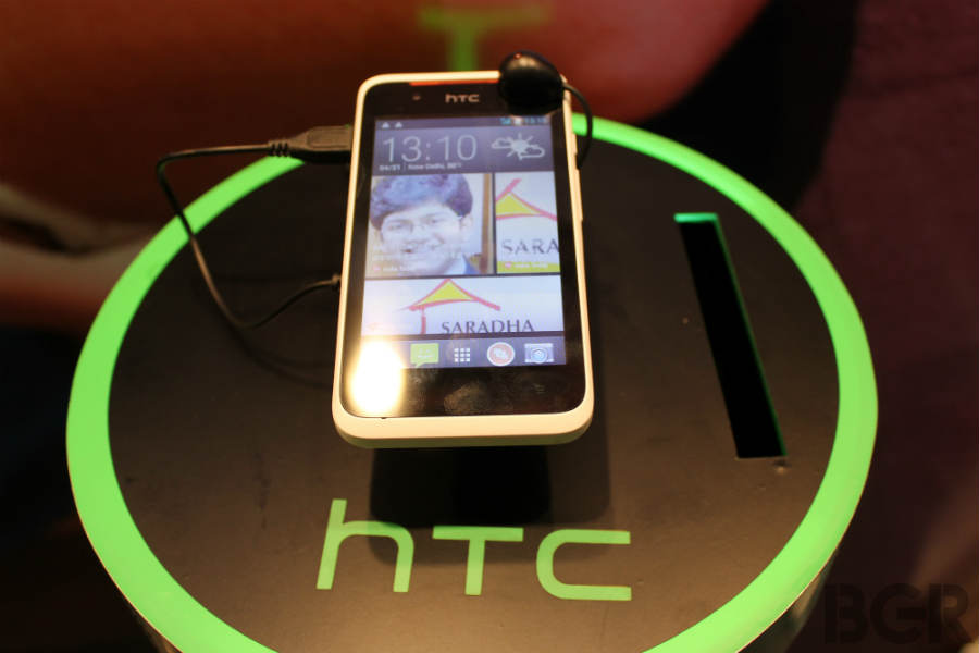 HTC Desire 210 vs Samsung Galaxy S Duos 2: Features and specifications compared