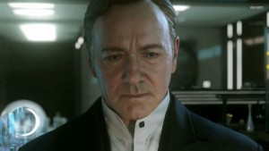 Call of Duty: Advanced Warfare trailer features Kevin Spacey