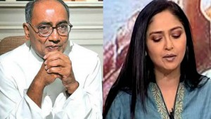 Delhi Police asks Twitter, Facebook, YouTube to remove content related to Digvijaya Singh and Amrita Rai