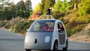 Google's self-driving car unveiled sans a steering wheel, accelerator or brake pedal