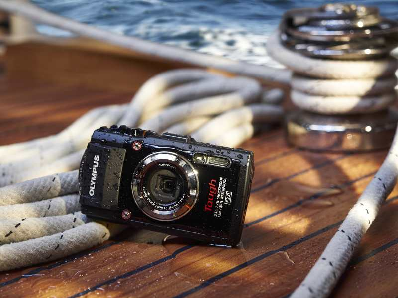 5 tough cameras to brave any conditions