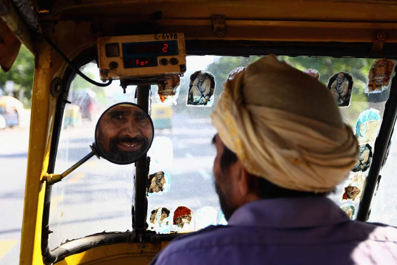 Delhiites can now book an auto rickshaw ride via an Android app called Pooch-O