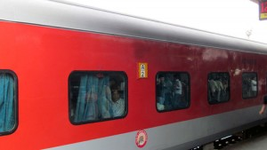 Railways to install laptops, printers, and Internet connection on Rajdhani and Shatabdi trains