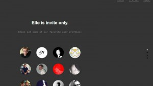 Ello might be ad-free, but it is far from claiming Facebook's throne
