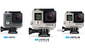 GoPro introduces 'Hero' line with three new feature-rich cameras at affordable price range