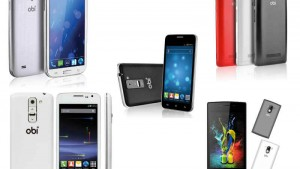 Obi S400, Obi S450, Obi S500, Obi Python S452 and Obi Wolverine launched, prices start from Rs 4,200