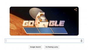 Mangalyaan's one month in Mars' orbit celebrated with a Google doodle