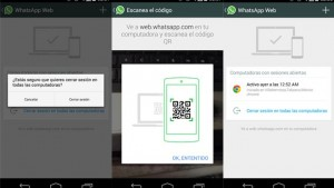 WhatsApp Web client screenshots leaked hinting at an imminent launch