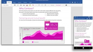 "Microsoft Office ""universal"" apps rolled out for Windows 10 Technical Preview"