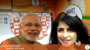 Delhi elections: Move over Arvind Kejriwal and Kiran Bedi, it's time for #SelfieWithModi