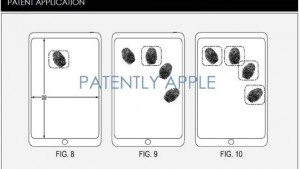 Apple patent hints at TouchID sensors embedded in the iPhone display