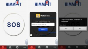 Delhi Police release women safety app 'Himmat' for iPhone users