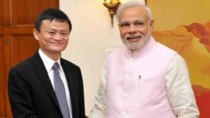 Alibaba Chairman Jack Ma meets Modi, promises to help out small businesses in India