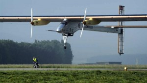 Globe trotting Solar Impulse-2 leaves for second Chinese destination