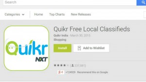 Quikr raises Rs 900 crore in funding led by HongKong Steadview Capital, will invest heavily in mobile push