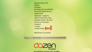 Chinese brand Coolpad Dazen to launch smartphones in India
