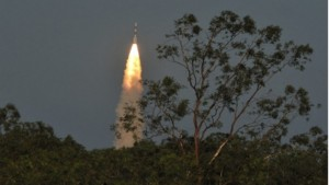 ISRO successfully launches five British satellites in copy book style