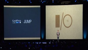 Google I/O 2015: Google partners with GoPro to introduce virtual reality system Jump