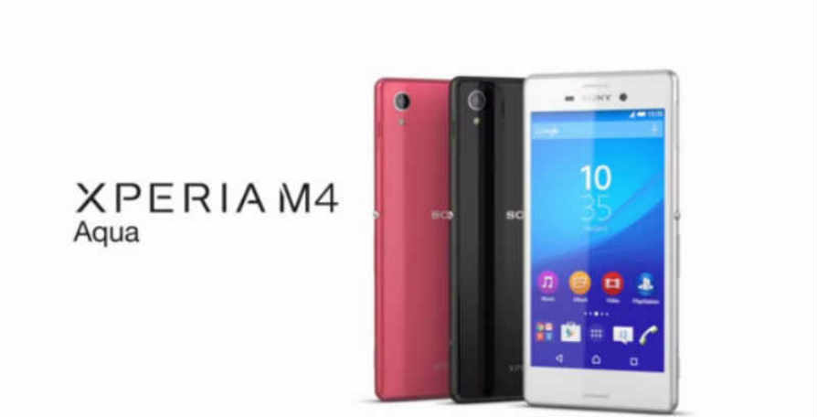 gives sony xperia m4 price in india Perry says