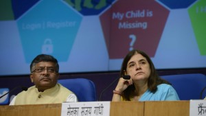 Government launches a web portal to help trace missing children