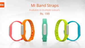 Xiaomi Mi Band straps along with Mi Band, Mi 16,000mAh Power Bank to be sold without registrations at 2PM tomorrow