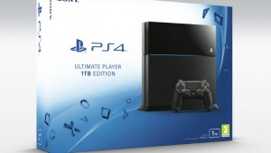 Sony unveils Ultimate Player Edition PS4 with 1TB storage