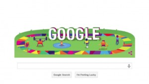 Special Olympics World Games 2015 celebrated with an animated Google doodle