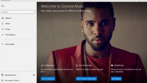 Microsoft rebrands Xbox Music to Groove, upgrades design and music management