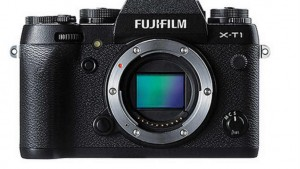Fujifilm X-T1 mirrorless camera featuring infrared technology announced