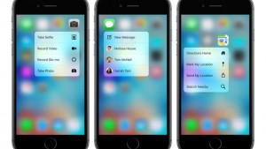 10 cool ways to make most of 3D Touch on your iPhone 6s and iPhone 6s Plus
