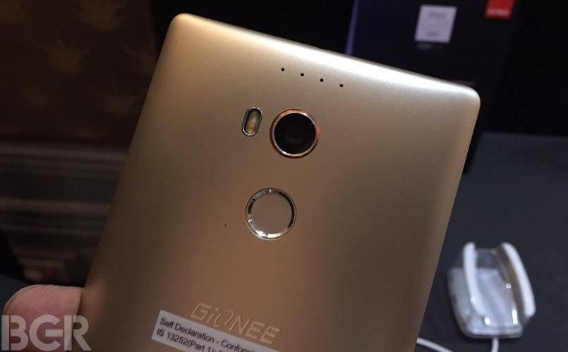 Gionee Elife S8 spotted on GFXBench, camera details revealed